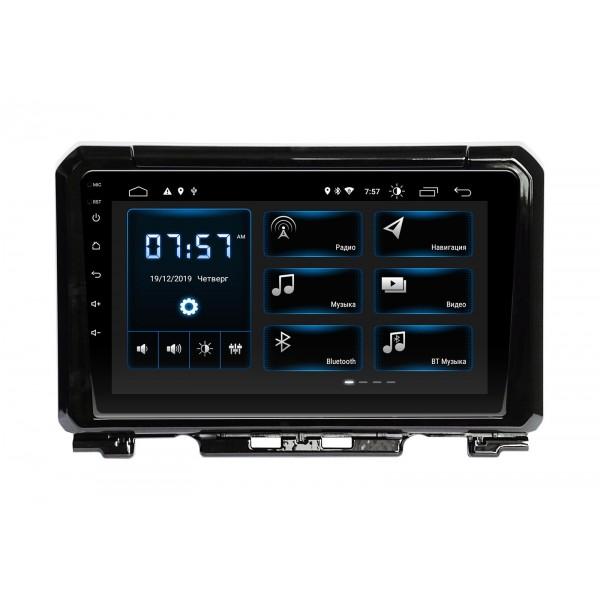 Штатная магнитола Incar XTA-1701 для Suzuki Jimny 2019+