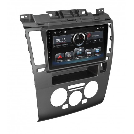 Штатная магнитола Incar PGA-6221 для Nissan Tiida 2004–2011