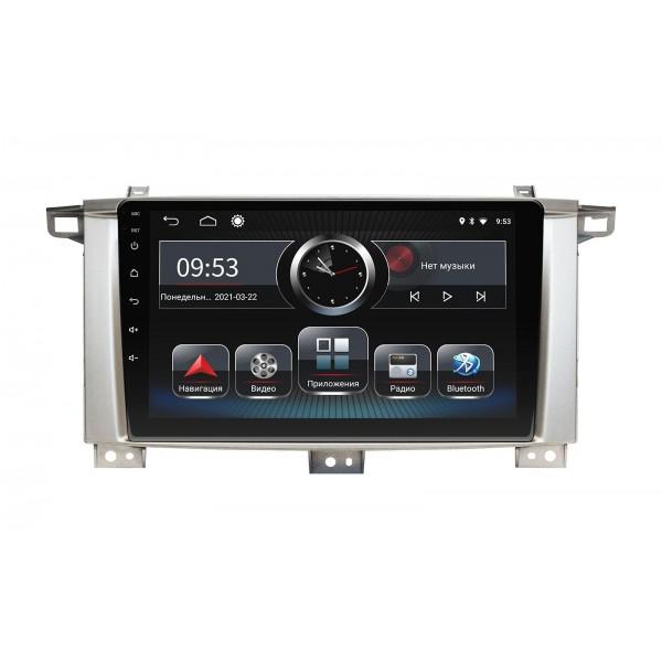 Штатная магнитола Incar PGA-2314 для Toyota Land Cruiser 100 (J105) 2003–2008