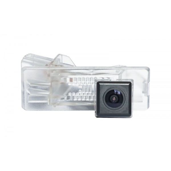 Штатная камера заднего вида Incar VDC-114S для Renault Duster, Fluence, Laguna, Scenic