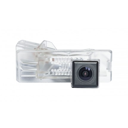 Штатная камера заднего вида Swat VDC-114W для Renault Duster, Fluence, Laguna, Scenic