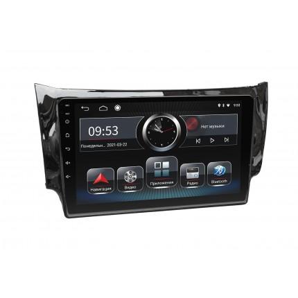 Штатная магнитола Incar PGA-6224 для Nissan Tiida 2015–2019, Sentra 2012–2019