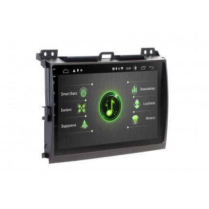 Штатная магнитола Incar DTA-2209 для TOYOTA LC PRADO 120 (2002-2009г) Комплектация авто со штатным усилителем