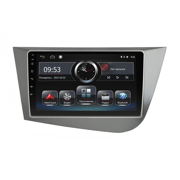 Штатная магнитола Incar PGA-1089 для Seat Leon 2005-2012