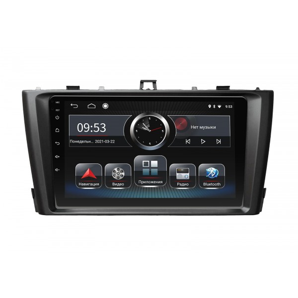 Штатная магнитола Incar PGA-2322 для Toyota Avensis 2009–2015