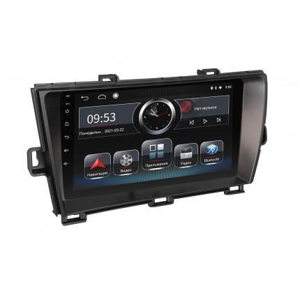 Штатная магнитола Incar PGA-2317 для Toyota Prius (ZVW30/35) 2009–2016