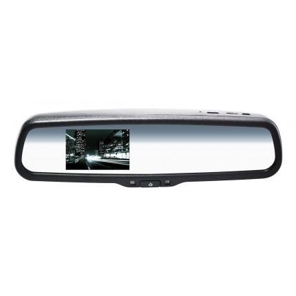 Зеркало заднего вида с регистратором SWAT VDR-BW-38
