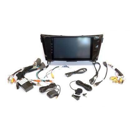 Штатная магнитола Incar DTA-6209 для Nissan Qashqai 2014+
