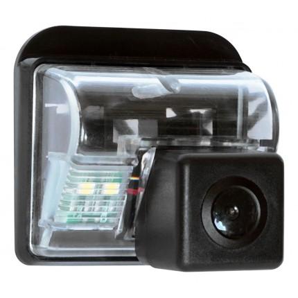 Штатная камера заднего вида Incar VDC-020 для Mazda CX-5, CX-7, Mazda 6 II универсал