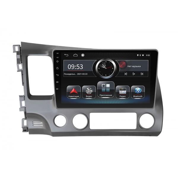 Штатная магнитола Incar PGA-0112 для Honda Civic 2007-2011