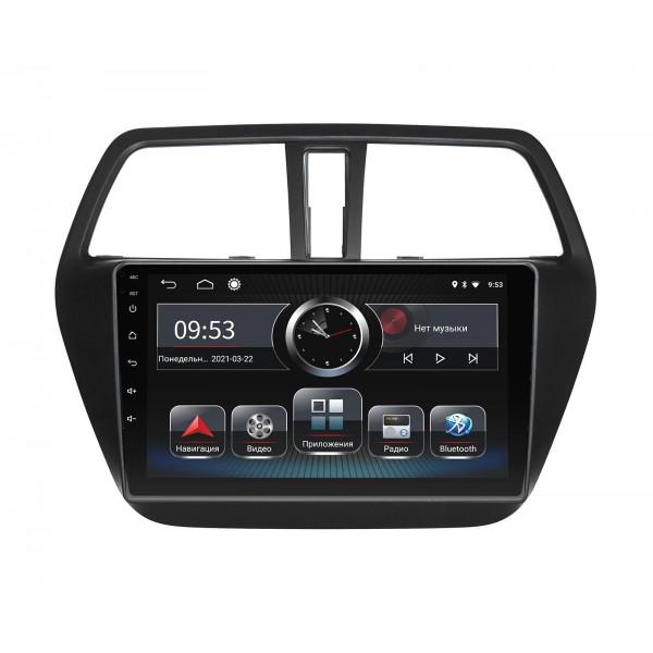 Штатная магнитола Incar PGA-0702 для Suzuki SX4 2014+
