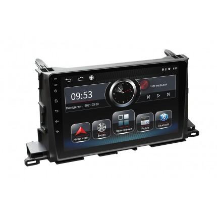 Штатная магнитола Incar PGA2-2313 для Toyota Highlander 2013+