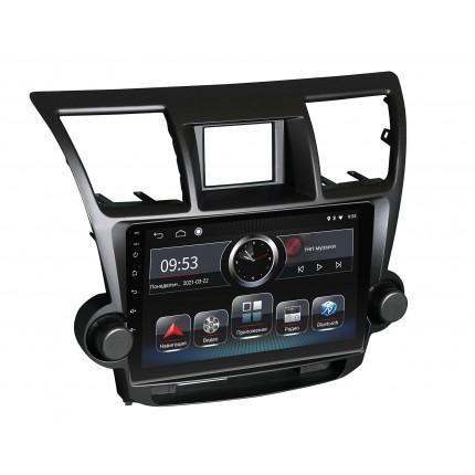 Штатная магнитола Incar PGA-2323 для Toyota Highlander 2008–2013