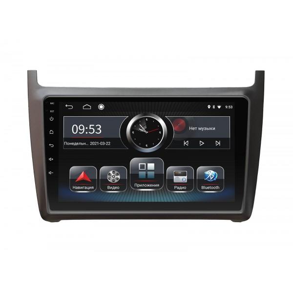 Штатная магнитола Incar PGA-1078 для Volkswagen Polo 2009+