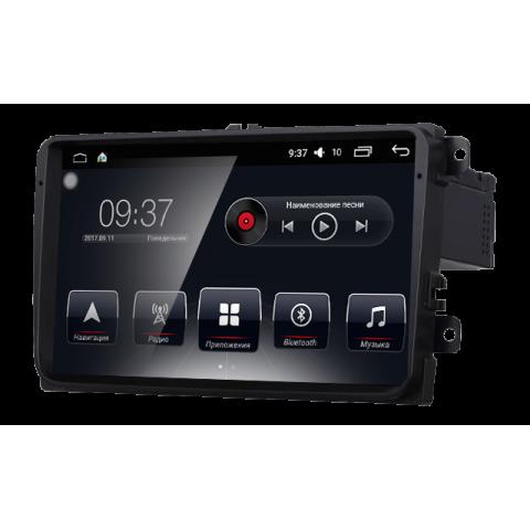 Штатная магнитола AudioSources T90-910AR для VW Passat B6, B7, CC