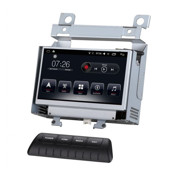 Штатная магнитола AudioSources T10-9068A для Land Rover Freelander 2