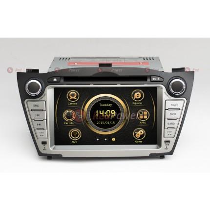 Штатная магнитола Red Power для Hyundai Ix35 RP12047 S120 Win CE