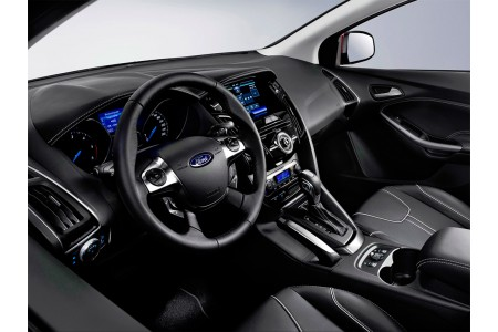 Установка штатной магнитолы Smarty Trend на Ford Focus 3