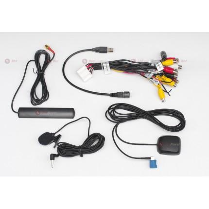 Штатная магнитола Red Power для Volkswagen Full Touch 21004B9IPS S210