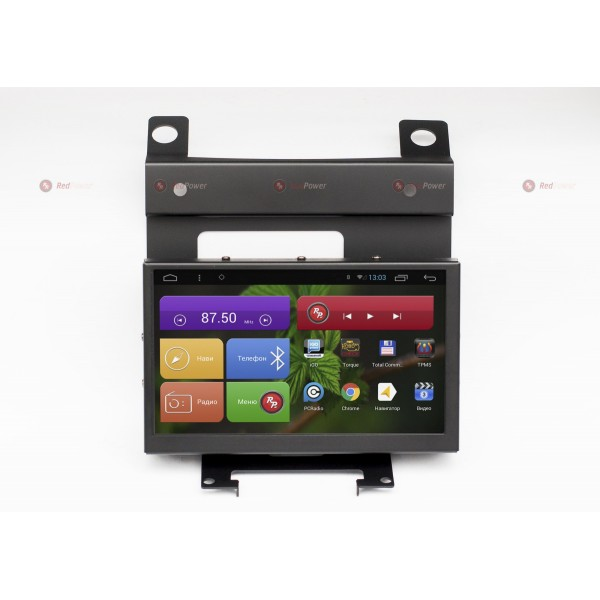 Штатная магнитола Red Power для Land Rover Freelander 2 RP21023B S210 Android 4,4