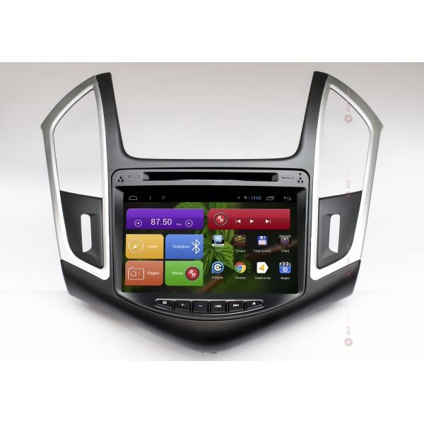 Штатная магнитола Red Power для Сhevrolet Cruze 2013 RP21052B S210 Android 4,4