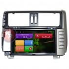 Штатная магнитола Red Power для Toyota Prado 150 2010+ RP21065B S210 Android 4,4