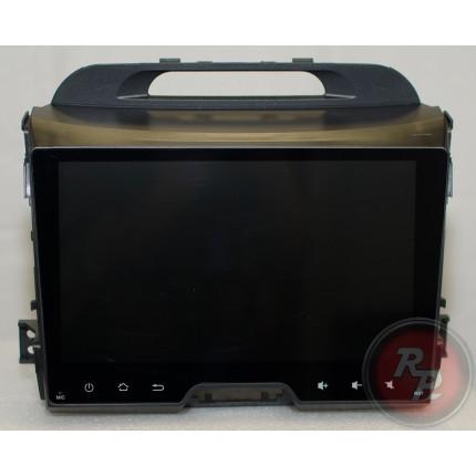Штатная магнитола Red Power для Kia Sportage R Full Touch RP21074B S210 Android 4,4