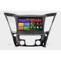 Штатная магнитола Red Power для Hyundai Sonata YF Full Touch RP21075B S210 Android 4,4