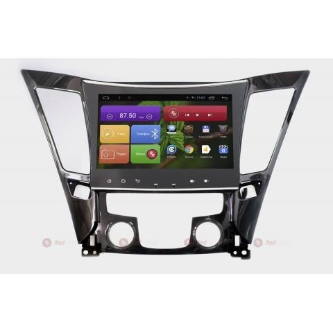 Штатная магнитола Red Power для Hyundai Sonata YF Full Touch RP21075B S210 Android 4,4