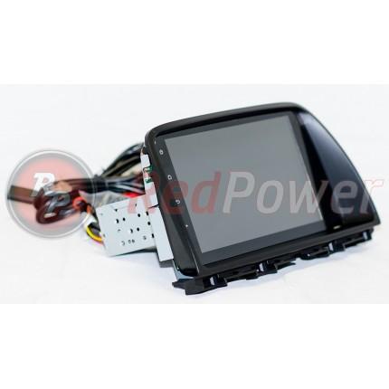 Штатная магнитола Red Power для Mazda CX 5 Full Touch RP21112B S210 Android 4,4
