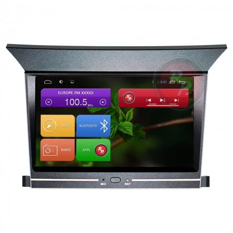 Штатная магнитола Red Power для Honda Pilot 2 RP21691B S210 Android 4,4