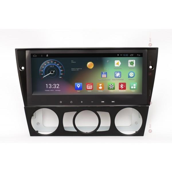 Штатная магнитола Red Power для BMW 3 Е90 2005-2011 Full Touch RP21082B S210 Android 4,4