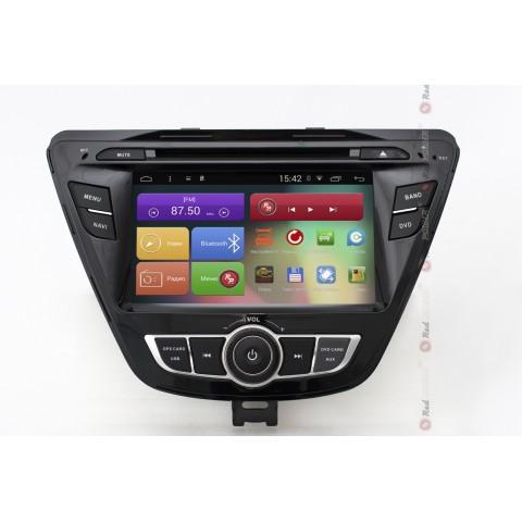 Штатная магнитола Red Power для Hyundai Elantra MD RP21092 S210 Android 4,4