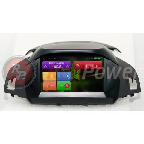Штатная магнитола Red Power для Ford Kuga 2013 RP21151B S210 Android 4,2