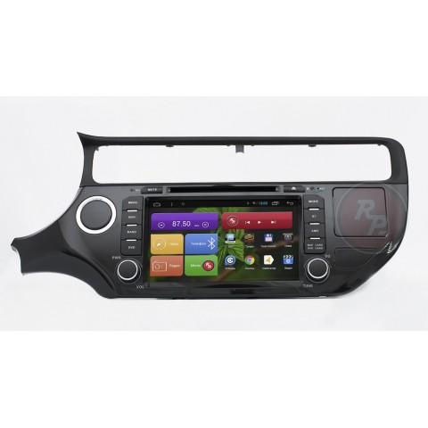 Штатная магнитола Red Power для Kia Rio New 2015 RP21206 S210 Android 4,2
