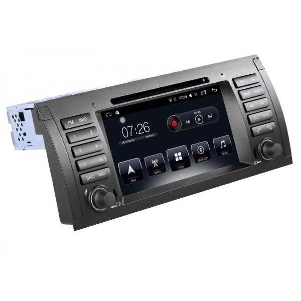 Штатная магнитола AudioSources T10-8818 для BMW 5 Series E39 (1999-2003)
