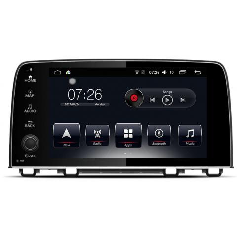 Штатная магнитола AudioSources T10-9206 для Honda CR-V 2017