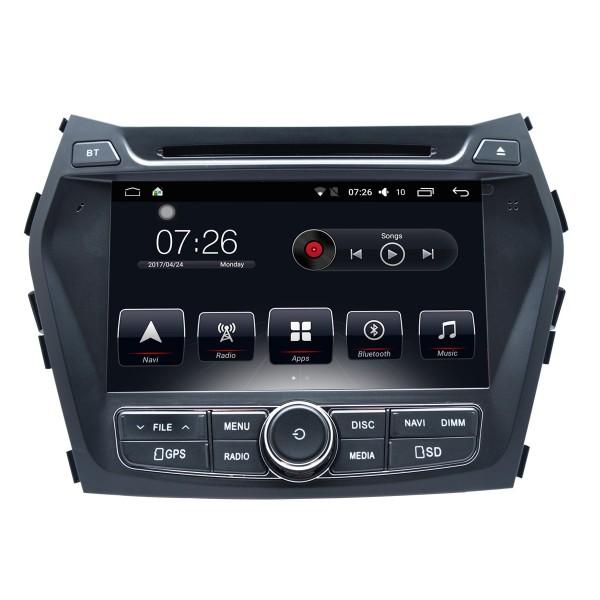Штатная магнитола AudioSources T10-8811 для Hyundai Santa Fe 2013-2018