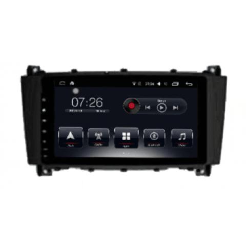 Штатная магнитола AudioSources T10-BENZ-GLK для Mercedes-Benz GLK