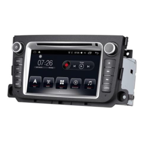 Штатная магнитола AudioSources T10-9087 для Mercedes-Benz Smart