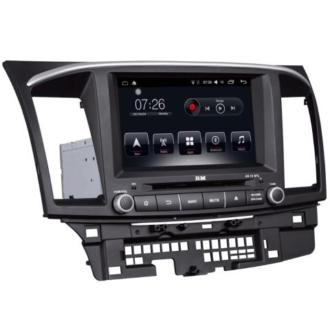 Штатная магнитола AudioSources T10-9076 для Mitsubishi Lancer X