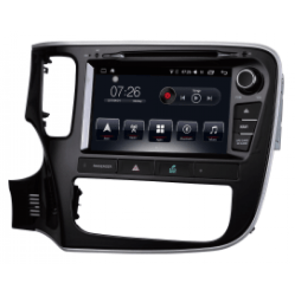 Штатная магнитола AudioSources T10-9072 для Mitsubishi Outlander 2015