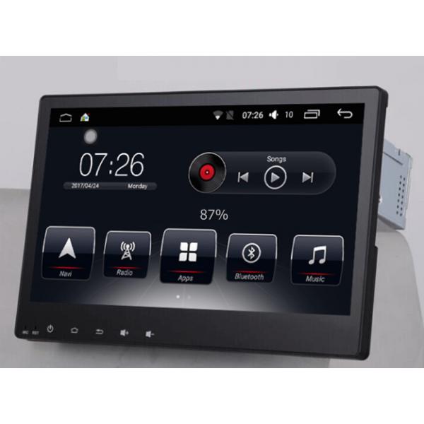 Штатная магнитола AudioSources T10-1201 для Toyota Hilux 2016-2017
