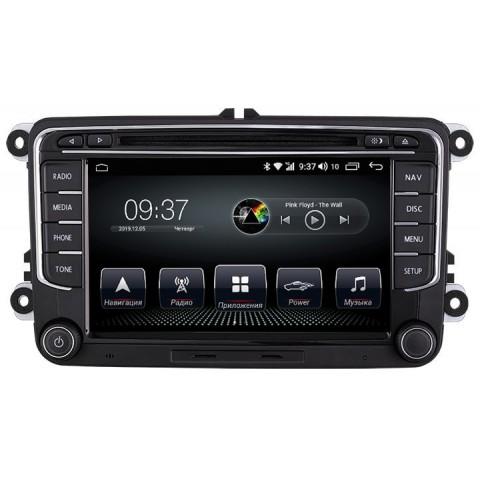 Штатное головное устройство AudioSources T200-611SR для Volkswagen Passat B6; Passat B7; Passat B8 (USA); Passat CC; Golf V; Golf VI; Golf GTI; Jetta V (2005-2010); Jetta VI (2010-2018); Tiguan I (2007-2016); Touran I (2003-2014); Polo; Caddy; Scirocco; E