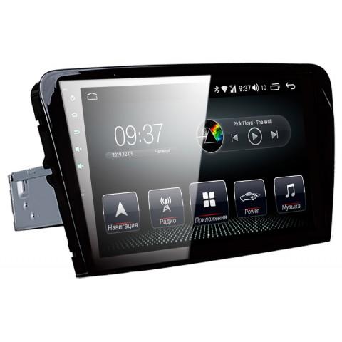 Штатное головное устройство AudioSources T200-1040S для Skoda Octavia A7; Octavia A7 Combi; Octavia A7 Combi Scout; Octavia A7 RS;