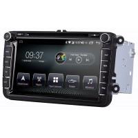 Штатная магнитола AudioSources T200-810SR для Volkswagen Passat, Golf, Jetta, Tiguan, Touran, Polo, Amarok, Caddy, T5, T6