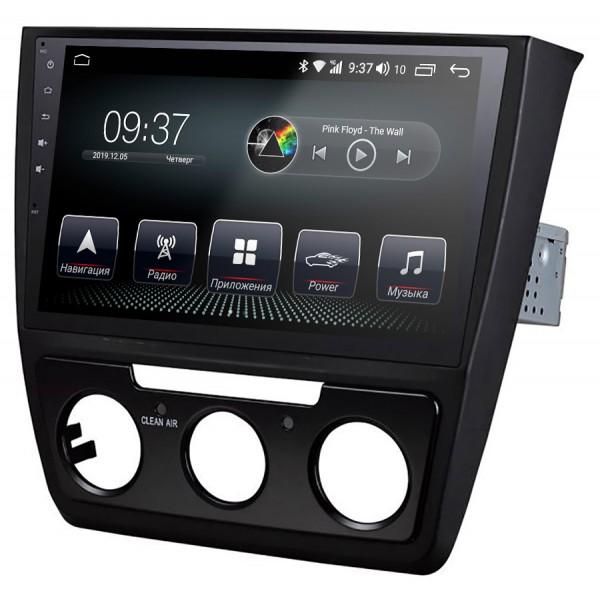 Штатна магнітола AudioSources T200-1000S для Skoda Yeti