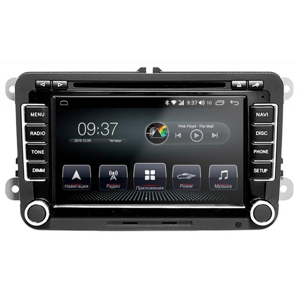 Штатная магнитола AudioSources T200-610SR для Volkswagen Passat, Golf, Jetta, Tiguan, Touran, Polo, Amarok, Caddy, T5, T6
