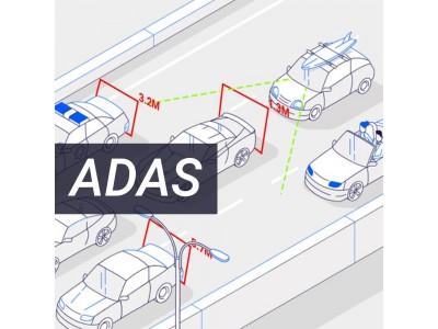 <Система безпеки ADAS, як один з елементів сучасного відеореєстратора