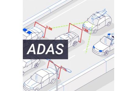 Система безопасности ADAS, как один из элементов современного видеорегистратора